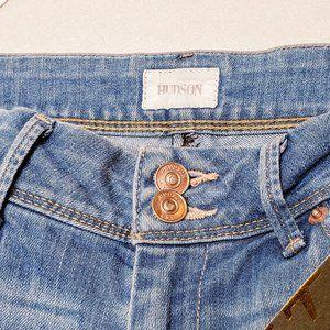 "Hudson Jeans Jeans - Hudson Jeans ""Collin Flap Skinny"" size 25🐝💋"